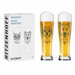 Ritzenhoff Weizenbiergläser Brauchzeit Weizen 2er-Set 001