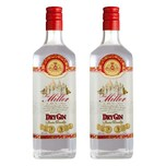 Caffo Sir Miller Dry Gin 40% 2x1 L