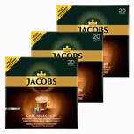 Jacobs Café Selection 3 x 20 Kapseln