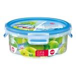Emsa Clip & Close Frischhaltedose 0.85 L Rund
