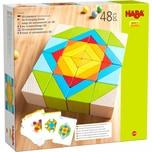 HABA 3D-Legespiel Würfelmosaik
