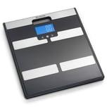 Brabantia Körperanalyse-Waage Steel/Black