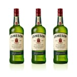 Jameson Irish Whiskey 40% 3x1 L