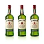 Jameson Irish Whiskey 40% 3x1 L