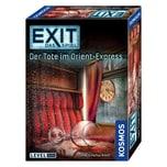 KOSMOS Exit - Das Spiel - Der Tote im Orient-Express Escape-Spiel