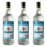 Anice Caffo Anisschnaps 40% 3x1 L