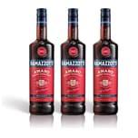 Ramazzotti Amaro Kräuterlikör 30% 3x1 L