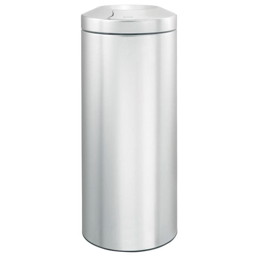 Brabantia Papierkorb Flame Guard Matt Steel 30 L