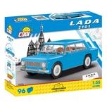 Cobi Bausteinset Youngtimer Collection 1970 Lada 2101 24526
