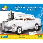 Cobi Bausteinset Youngtimer Collection FSO Warszawa 223 24548