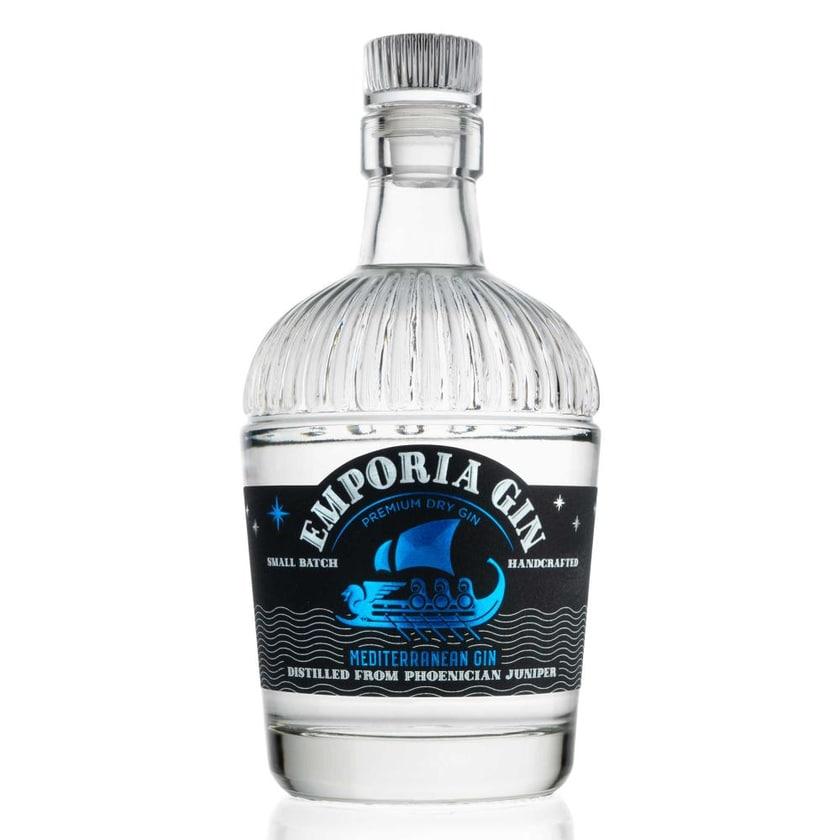 Caffo Emporia Premium Dry Gin 45% 700 ml