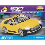Cobi Bausteinset Action Town Sports Car Convertible GTS 1804
