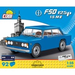 Cobi Bausteinset Youngtimer Collection FSO 125p 1.5 ME 24525