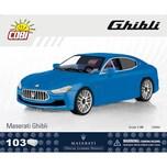Cobi Bausteinset Maserati Ghibli 24564