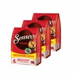 Senseo Kaffeepads Classic, 3 x 36 Pads
