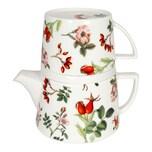 Könitz Tee-Kannen-Set Tea for me - Hagebutte