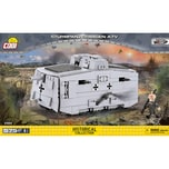 Cobi Bausteinset Small Army Sturmpanzerwagen A7V 2982