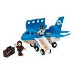 BRIO Blaues Flugzeug 5-tlg.