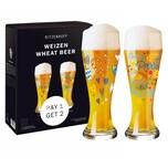 Ritzenhoff Weizen Weizenbierglas 2er Set 2021 Vater & Jacquart