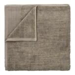 Blomus Gio Bad-Handtuch tarmac melange 100 x 50 cm