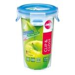 Emsa Clip & Close Frischhaltedose 0.35 L Rund