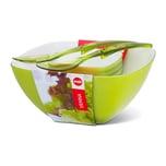 Emsa Vienna Salat-Set 6-tlg. Hellgrün