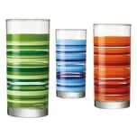montana: :boogie Trinkglas 3er Set 280 ml