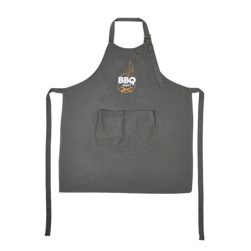 Mastrad BBQ Grillschürze Grau