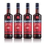 Ramazzotti Amaro Kräuterlikör 30% 4x1 L