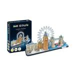 Revell 3D Puzzle City Line London