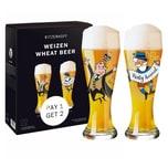Ritzenhoff Weizen Weizenbierglas 2er Set 2021 Jedwab & Melzer