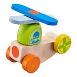 Selecta Klettini Flieger Klett-Stapelspielzeug