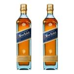 Johnnie Walker Blue Label 40% 2x700 ml