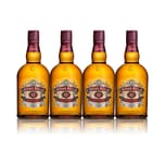 Chivas Regal 12 Jahre Blended Scotch Whisky 40% 4x700 ml