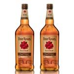 Four Roses Kentucky Straight Bourbon 40% 2x1 L