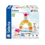 Selecta Spielzeug Coloro Bauklötze