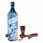 Johnnie Walker A Song of Ice Set mit Bar Besteck 40.2% 700 ml