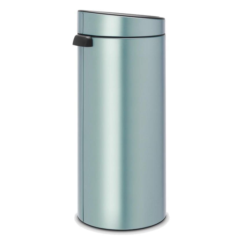 Brabantia Touch Bin New Mülleimer Metallic Mint 30 L