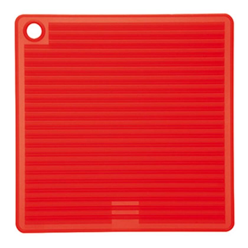 Mastrad Silikontopflappen Rot
