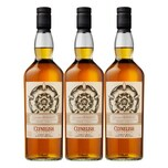 Clynelish Reserve Haus Tyrell Game of Thrones 51.2% 3x700 ml