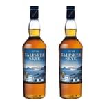Talisker Skye Single Malt 45.8% 2x700 ml