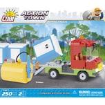 Cobi Bausteinset Action Town Septic Truck 1788