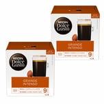Nescafé Dolce Gusto Caffè Grande Intenso, 2 x 16 Kapseln