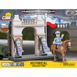 Cobi Bausteinset Small Army Independence 2980