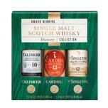 Classic Malts Explorer Pack Cardhu 12y, Singleton 12y, Talisker 10y 3x50 ml