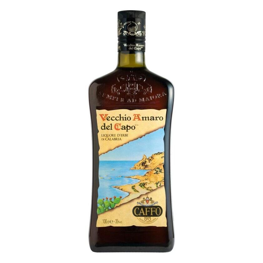 Vecchio Amaro Del Capo Kräuterlikör 35% 1 L