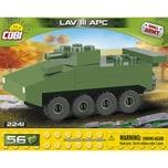 Cobi Bausteinset LAV III APC 2241
