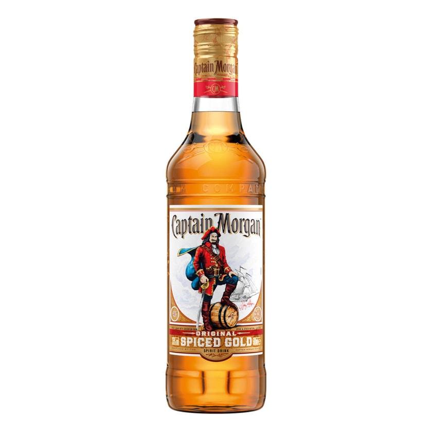 Captain Morgan Original Spiced Gold 35% 500 ml
