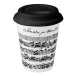 Könitz Vivaldi Libretto Coffee to go Becher White 380 ml