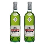 Pernod Absinthe Recette Traditionelle 68% 2x700 ml